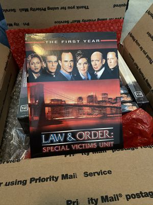 Law & Order DVD set Seasons 1-13 for Sale in Moreno Valley, CA