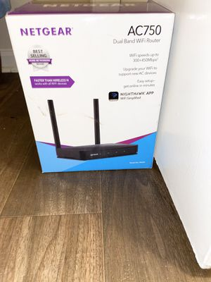 Netgear Router for Sale in Charlotte, NC