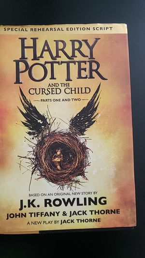 HP and the Cursed Child Pt.1 & 2 for Sale in Norwalk, CA
