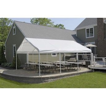 18'x 20' canopy shelter