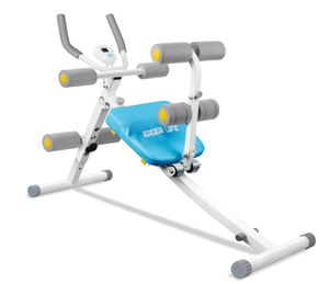 Brand New Seal In Box Core&Abdominal Trainers Abdominal Workout Machine,Whole Body Workout Equipment for Leg,Thighs,Buttocks,Rodeo,Height Adjustable for Sale in Hayward, CA