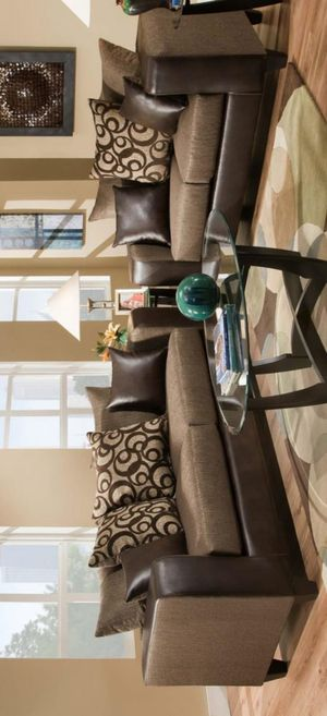 Candy sofa and loveseat for Sale in Houston, TX