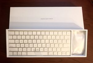 (NEW) Apple Keyboard and Mouse for Sale in Alexandria, VA