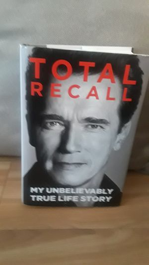 Total Recall Autobiography for Sale in Revere, MA