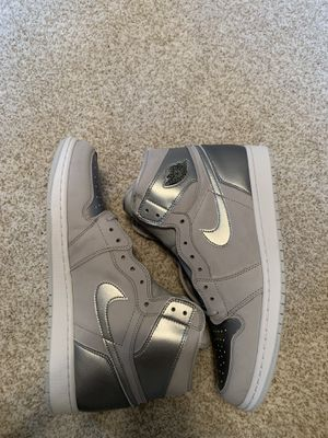 Air Jordan 1 Japan Silver 2020 IN HAND No Box for Sale in Pepper Pike, OH