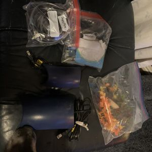 Aquarium , Filters, Stand, Whisper 100 & 40 , 35 Ft Python Water exchange hose . for Sale in Dallas, TX