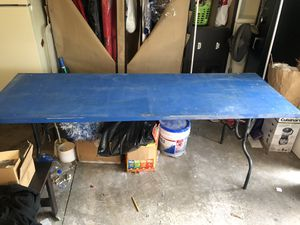 Work table for Sale in Westmont, IL