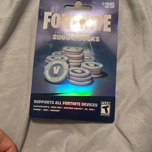 Fornite V Bucks Brand New for Sale in Fullerton, CA