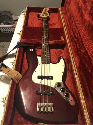 Fender Jazz Bass for Sale in Prairieville, LA