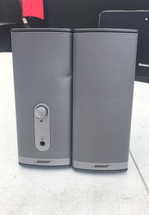 Bose companion 2 series ll/wilmington/90744 for Sale in Los Angeles, CA