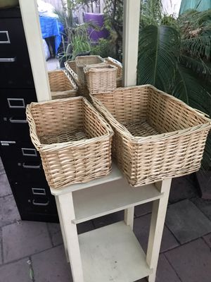 Baskets for Sale in Long Beach, CA