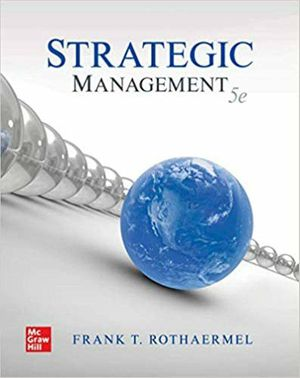 Strategic Management 5th Edition ebook PDF for Sale in Ontario, CA