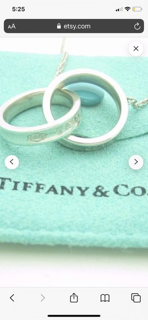 Tiffany & Co necklace (Real) for Sale in Ann Arbor, MI