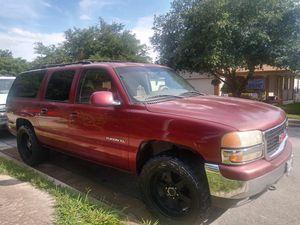 2002 GMC Yukon XL for Sale in Austin, TX