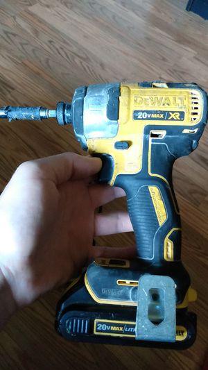 DeWalt impact drill type 3 w battery for Sale in Fairfield, CA
