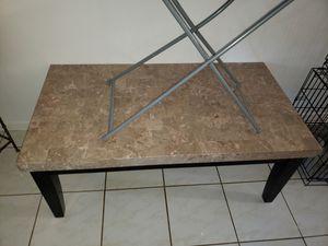 Table and futon for Sale in Boynton Beach, FL