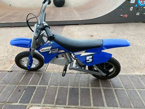Razor MX 350 electric motorcycle for Sale in San Clemente, CA