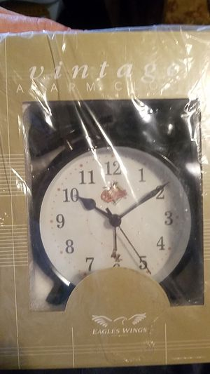 Baltimore Orioles alarm clock for Sale in Westminster, MD