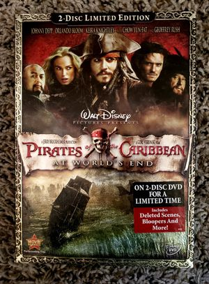 Pirates of the Caribbean 3 DVD for Sale in Norwalk, CA