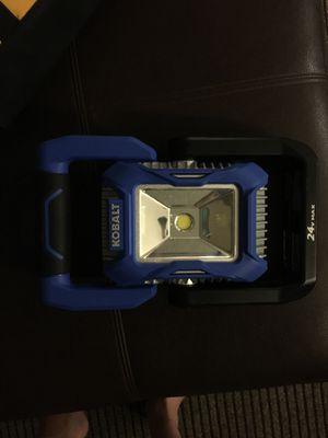 Kobalt 24 v lamp for Sale in Tampa, FL