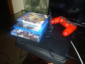 Ps4 3Games a controller for Sale in Buffalo, NY