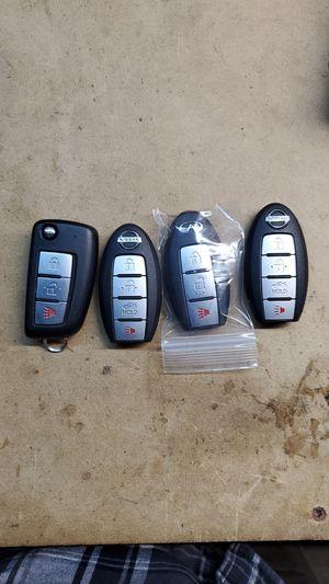 Nissan keys. Cerrajero for Sale in Phoenix, AZ