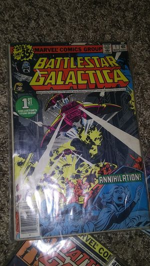 Collector comics from 1979- 80. (BATTLESTAR GALACTICA) for Sale in Mayfield, KY