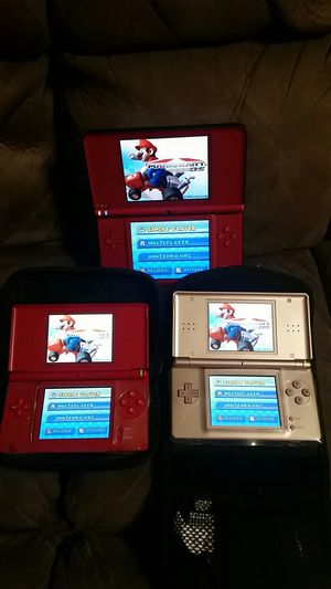 Mario Kart DS Party Pokemon Super Cartridge for Sale in Pearland, TX