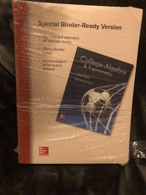 college algebra and trigonometry for Sale in Miami, FL