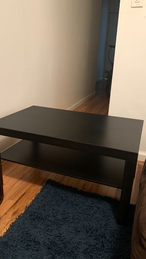 Small black coffee table for Sale in New York, NY