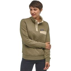Patagonia Organic Cotton Quilt Snap-T Pullover Sweatshirt - Women's for Sale in Severn,  MD