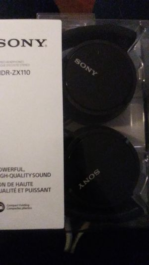 Sony headphones for Sale in Tampa, FL
