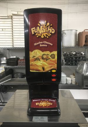 Used, Nacho Cheese Dispenser for Sale for sale  Los Angeles, CA