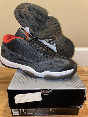 Jordan XI Low IE Size 11.5 NDS Authentic 2003 for Sale in SeaTac, WA