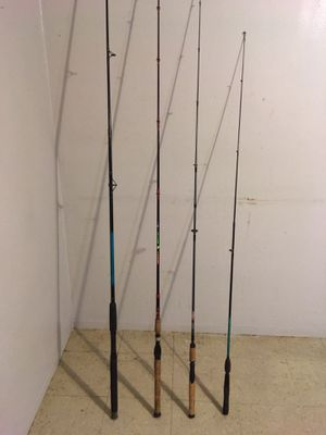 Fishing Rods NYC AREA ONLY. for Sale in Bronx, NY