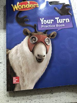 5th Grade English Literature work book!! for Sale in Artesia, CA
