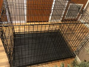 42-inch Dog Crate - Used for Sale in Bakersfield, CA