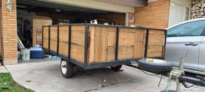 Utility Trailer 6 × 8 Great Condition for Sale in Salt Lake City, UT
