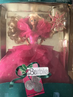 1990 Holiday Barbie for Sale in Los Alamitos, CA