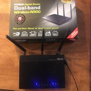 ASUS RT-N66R Wireless - N900 4-Port Gigabit Wireless N Router for Sale in Elk Grove, CA