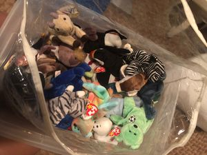 Beanie babies for Sale in Hopewell Township, NJ
