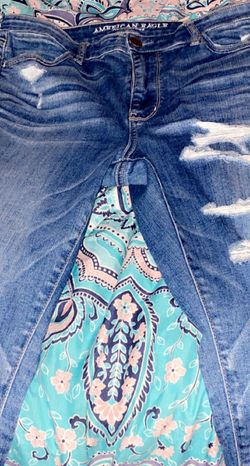 american eagle jeans for Sale in San Angelo,  TX