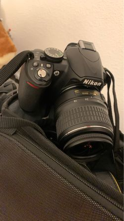 Nikon d3100 for Sale in Federal Way,  WA