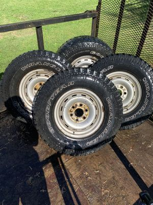 tires 265 75 16 for Sale in Bethalto, IL