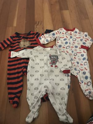 3-6 month baby pjs for Sale in Young, AZ