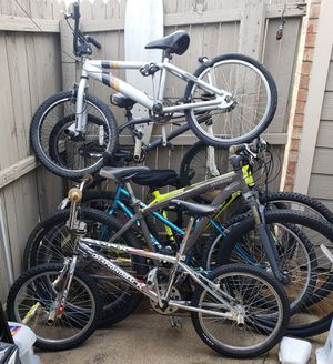 Whole lotta Bikes for Sale in Carrollton, TX