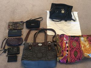 Designer Bags, Michael Kors, Coach, Dooney and Bourke, fossil for Sale in Watertown, TN