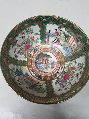 Chinese porcelain Bowl for Sale in Glendale, CA