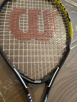 "Wilson Tennis Racket 25"" for Sale in Chantilly, VA"