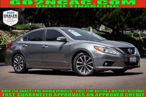 2017 Nissan Altima for Sale in National City, CA